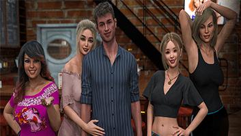 Last Call 3.1 - Jogo Porno Visual Novel em Português