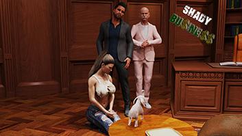 Shady Business [v0.2.1] - Jogo Porno Visual Novel em Português