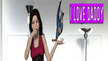 I LOVE DADDY - COMPLETO -  JOGO PORNO VISUAL NOVEL EM PORTUGUÊS