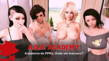 AOA Academy -  Jogo Pornô em Português