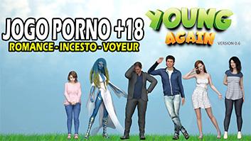 Young Again [v0.8] Porno Novel Português
