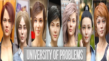 University of Problems - v0.6.5 (Extended)- Jogo Pornô 3D
