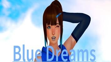 Blue Dreams JOGO HENTAI - HENTAI GAME - SUPER HENTAI (1)