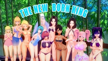 New Born King JOGO HENTAI - HENTAI GAME - DESENHO PORNO (1)