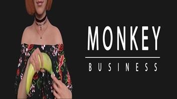 Monkey Business JOGO PORNO - PORN GAME - JOGO +18 - JOGO COM SEXO (1)
