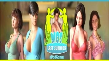 MOS Last Summer JOGO PORNO - PORN GAME - JOGO ADULTO - ADULT GAME (1)
